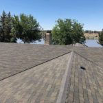 GAF roof Installation