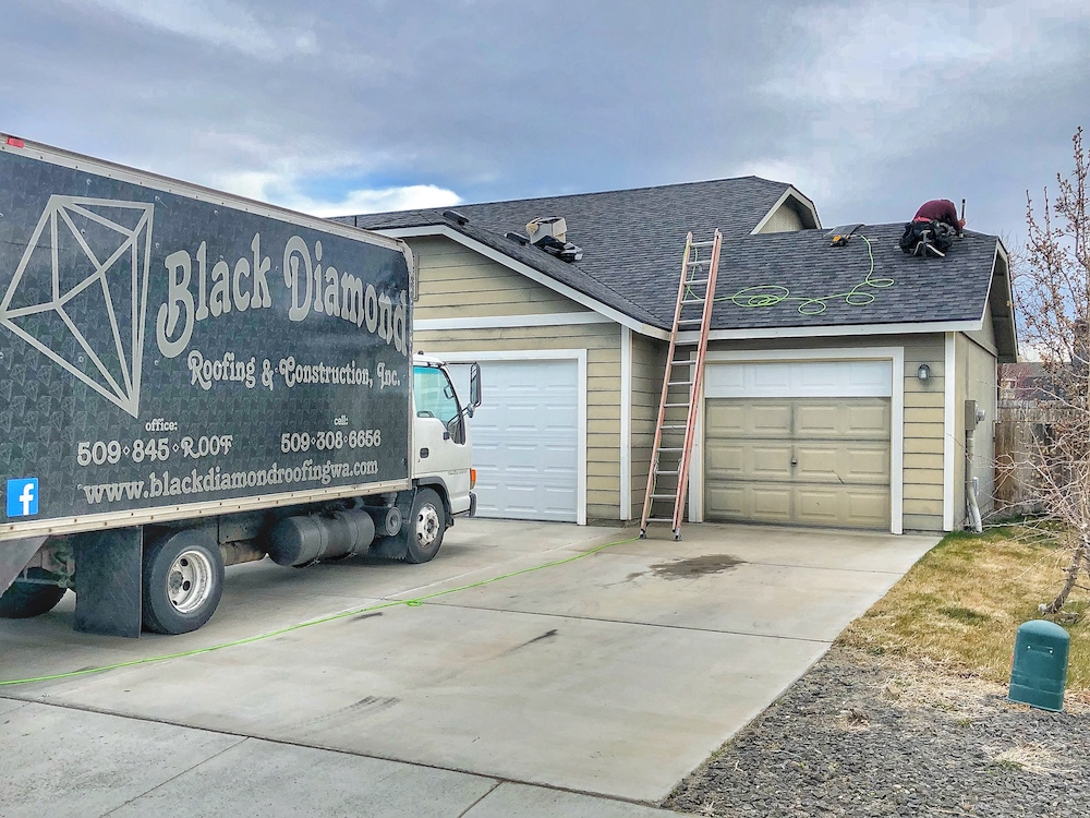Roof Repair Tri-cities wa