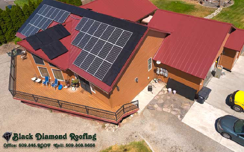 Black Diamond Roofing - tri cities most trusted roofing contractor